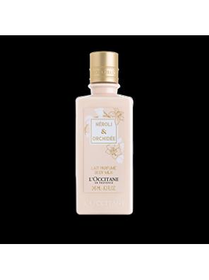 Lait Parfumé Néroli & Orchidée 250 ml
