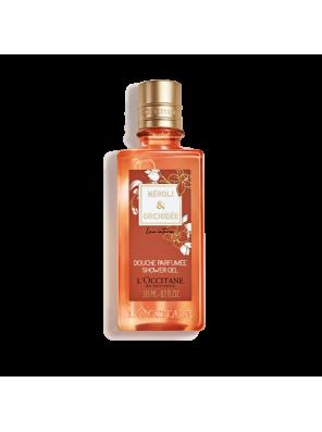 Douche Parfumée Néroli & Orchidée Eau Intense 245ml