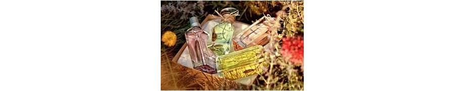 Parfum pour hommes et femmes Loccitane